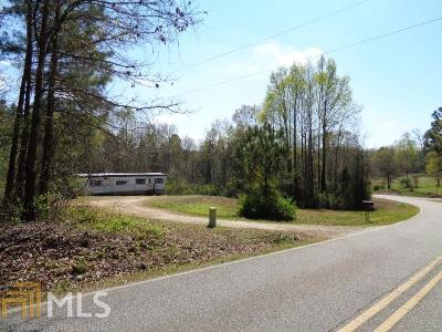 Banks County Single Family Home Under Contract: 285 Russ Rumsey
