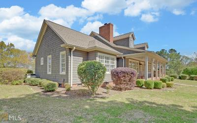 Hartwell Single Family Home Under Contract: 209 Brown Cir