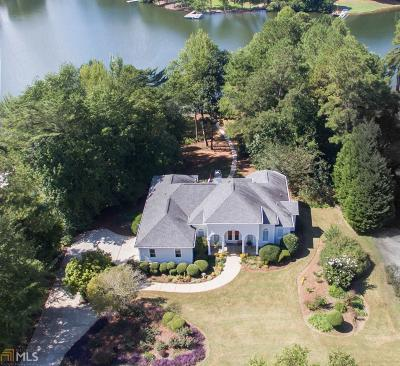 McDonough Single Family Home For Sale: 175 Monroe Dr