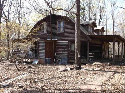 Hartwell Single Family Home For Sale: 376 Carters Ferry Rd