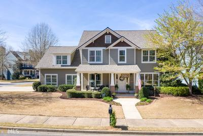 Canton Single Family Home Under Contract: 604 Parkview Dr