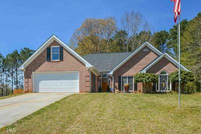 Rockdale County Single Family Home Under Contract: 547 Winners Cir
