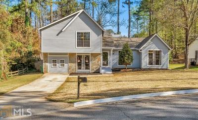 Stone Mountain Single Family Home Under Contract: 5436 Biffle Ct