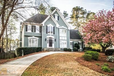 Snellville Single Family Home Under Contract: 2510 Bangor Ct