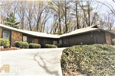 Johns Creek Single Family Home Under Contract: 730 Nile Dr
