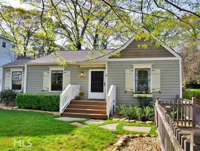 Kirkwood Single Family Home Back On Market: 1583 Alder Ct