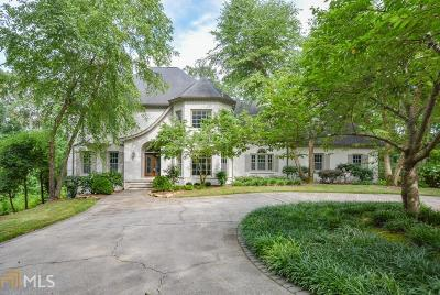 Powder Springs Single Family Home For Sale: 2013 Lost Mountain Rd