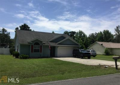 St. Marys Single Family Home Under Contract: 93 Mush Bluff Trl