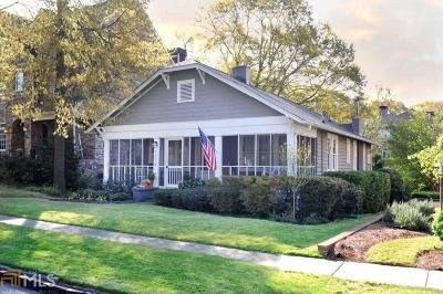Brookhaven Single Family Home Under Contract: 1175 Standard Dr