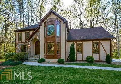 Stone Mountain Single Family Home Under Contract: 5944 Hammersmith Rd