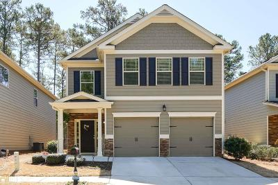 Woodstock Single Family Home Under Contract: 502 Tallapoosa Trl