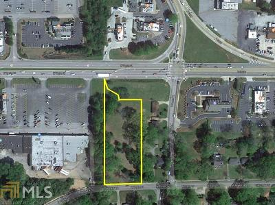 Griffin Residential Lots & Land For Sale: 1411 W Poplar St