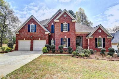 Suwanee Single Family Home For Sale: 6075 Whitehall