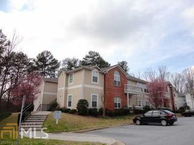 Stone Mountain Condo/Townhouse Under Contract: 1388 Orchard Park Dr