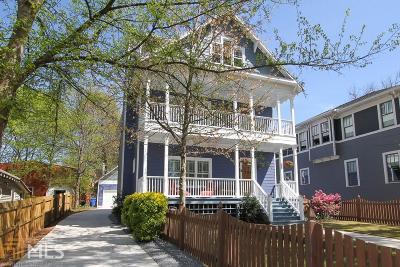 Kirkwood Single Family Home For Sale: 131 Howard St