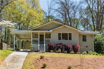 Decatur Single Family Home Under Contract: 1031 Willivee Dr
