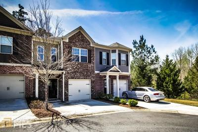 Kennesaw Condo/Townhouse Under Contract: 3988 Cyrus Crest Cir