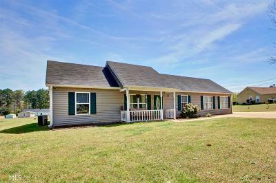 Senoia Single Family Home Under Contract: 1684 Dolly Nixon Rd