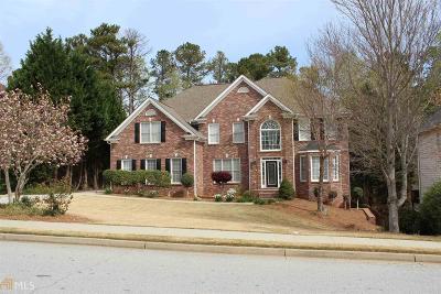 Suwanee Single Family Home For Sale: 4090 Regal Oaks #32