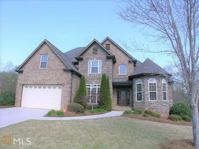 Monroe Single Family Home Under Contract: 2128 Apalachee Trl