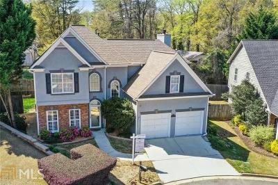 Avondale Estates Single Family Home Under Contract: 349 Glen Cove Dr