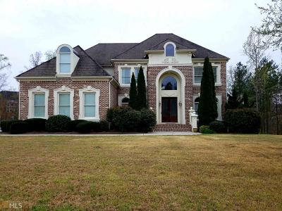 Conyers Single Family Home For Sale: 1549 Bordeaux