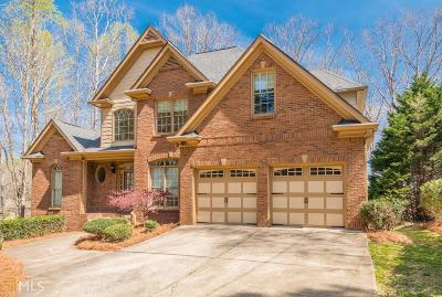 Cumming, Gainesville, Buford Single Family Home For Sale: 3511 Point View Cir
