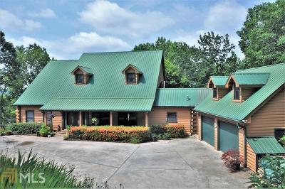 Rabun County Single Family Home For Sale: 586 Westwind Trl