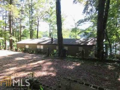Martin Single Family Home For Sale: 1318 Lakeside Trl