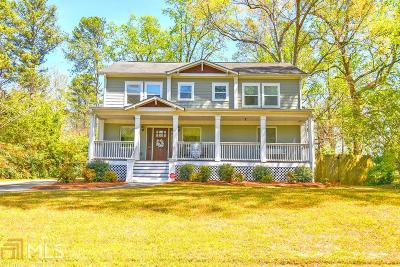 Decatur Single Family Home For Sale: 1374 Catherine St
