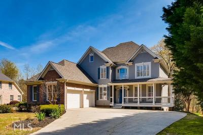 Canton Single Family Home Under Contract: 1009 Sugar Pike Way