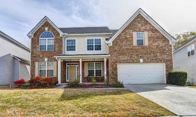 Snellville Single Family Home Under Contract: 3782 Zoey Lee Dr