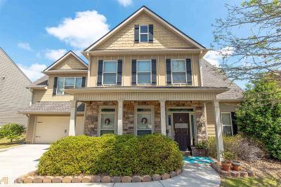 Newnan Single Family Home For Sale: 58 Camden Village Dr
