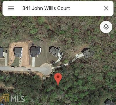 Villa Rica Residential Lots & Land For Sale: 341 John Willis #37