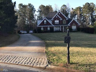 Rockdale County Single Family Home Under Contract: 3632 Little Spring