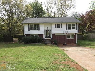 Flowery Branch Single Family Home Under Contract: 4616 Strickland Rd