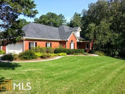 Newton County Single Family Home For Sale: 1025 Mt Zion Rd