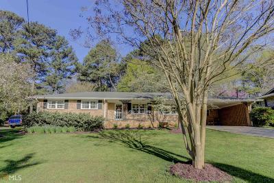 Tucker Single Family Home Under Contract: 2792 Smithsonia Way