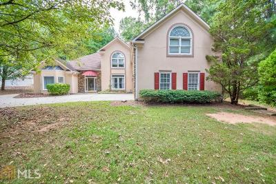 Newnan Single Family Home For Sale: 215 Springwater Chase