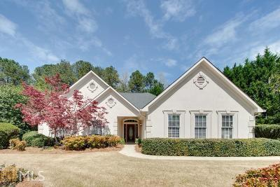 Sugar Hill Single Family Home Under Contract: 608 Sweetfern Ln