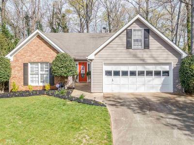 Snellville Single Family Home Under Contract: 3641 Stillwood Dr