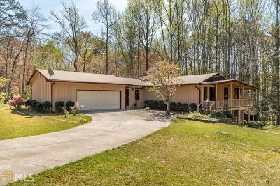 Rockdale County Single Family Home Under Contract: 573 Hearthstone Ct