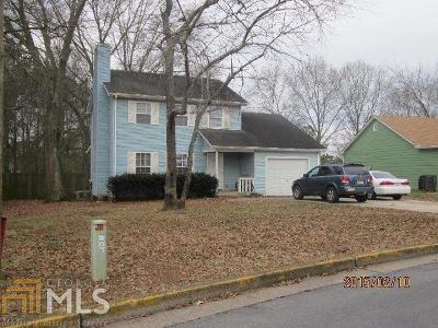 Cartersville Single Family Home Under Contract: 117 Mayflower Cir