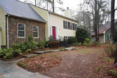 Stone Mountain Single Family Home Under Contract: 5192 Avanti Ct