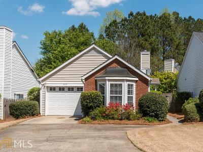 Kennesaw Single Family Home Under Contract: 2721 Highland Ridge #79