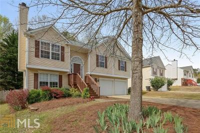 Kennesaw Single Family Home Under Contract: 251 Creel Chase