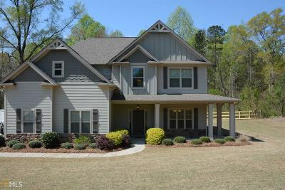Senoia Single Family Home Under Contract: 149 Rock House Estates Dr