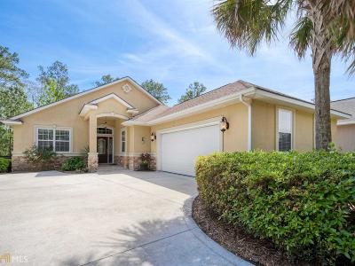 Osprey Cove Single Family Home For Sale: 1631 Sandpiper Ct