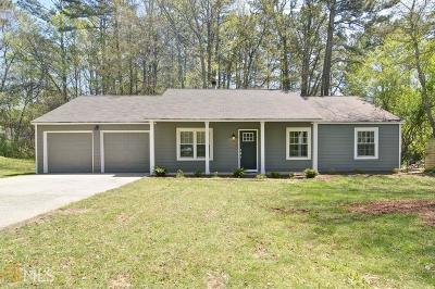 Kennesaw Single Family Home New: 2992 Owens Meadow Dr