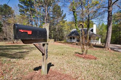 Butts County Single Family Home Under Contract: 189 Lakeview Rd